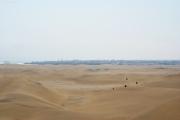 Namib-Wüste mit Swakopmund. Die Quads sind hier nicht willkommen!