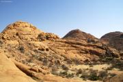 Im Bushman's Paradise bei der Spitzkoppe