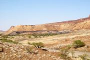 Burnt Mountain bei Twyfelfontein