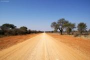 Ausläufer der Kalahari südlich der Otavi-Berge.