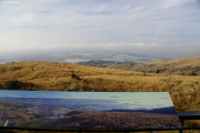 Christchurch. Sicht vom Mt. Cavendish (500müM)