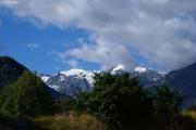 Südalpen bei Franz Josef