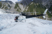 Franz Josef Glacier - Heli Hiking