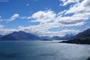 Zwischen Queenstown und Glenorchy am Lake Wakatipu