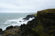 The Catlins. Slope Point