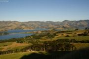 Banks Peninsula bei Christchurch