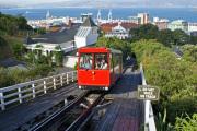 Wellington. Cable Car