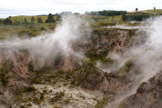 Craters of the Moon bei Taupo