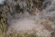 Craters of the Moon bei Taupo. Blubb!