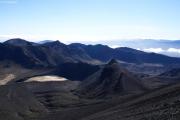 Mt. Ngauruhoe. Aufstieg. South Crater. Tongariro Crossing