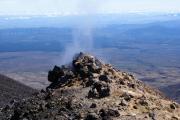 Mt. Ngauruhoe. Er lebt...