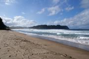 Hot Water Beach. Coromandel Halbinsel