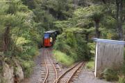 Driving Creek Railway bei Coromandel. Coromandel Halbinsel