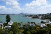 Davenport bei Auckland
