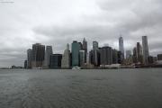 East River. Brooklyn Heights
