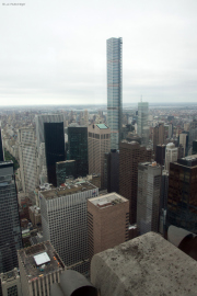 432 Park Avenue (425m). Top of the Rock/Rockefeller Center