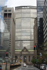 Grand Central, MetLife Building. Park Ave