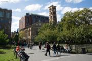 Washington Square Park, Judson Memorial Church