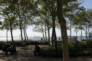 Battery Park, Statue of Liberty