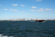 Brooklyn. Staten Island Ferry