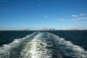 New Jersey, Lower Manhattan, Brooklyn (vlnr). Staten Island Ferry