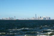 New Jersey, Lower Manhattan. Staten Island Ferry