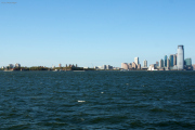 Ellis Island, New Jersey. Staten Island Ferry