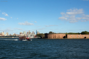 Brooklyn, Governors Island. Staten Island Ferry
