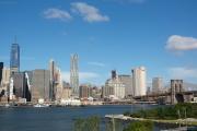 One World Trade Center, 8 Spruce Street, Brooklyn Bridge. Brooklyn Heights