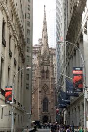 Trinity Church, Wall Street