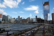 High Line Park. Penn Station: es wird viel gebaut!