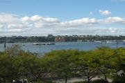 Hudson River. High Line Park