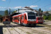 Chemin de fer Nyon–St-Cergue–Morez  NStCM
