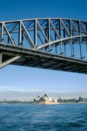 Sydney Opera House, Harbour Bridge