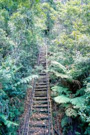 Blue Mountains, Scenic Railway, Katoomba