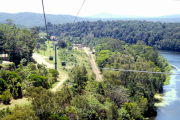 Skyrail Rainforest Cableway nach Kuranda