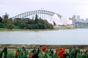 Sydney, Opera House & Harbour Bridge