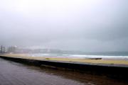 Sydney, Manly Beach, es regnet auch mal...