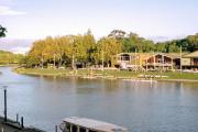 Merlbourne, VIC; Yarra River