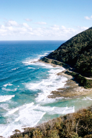 Great Ocean Road bei Lorne