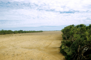 Gascoyne River bei Carnarvon