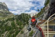 VerticAlp Emosson, Le Petit Train panoramique (600mm, 1.5%), Le Minifunic