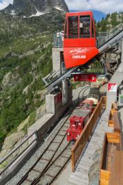 VerticAlp Emosson, Le Petit Train panoramique, Le Minifunic