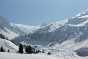 Aufstieg zur Medelserhütte SAC