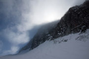 Abstieg nach Curaglia
