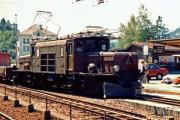 Ge 6/6 I 413 in Reichenau-Tamins.