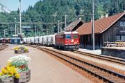 Ge 4/4 II 632 in Reichenau-Tamins.