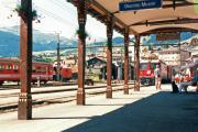 Bahnhof Disentis/Mustér.