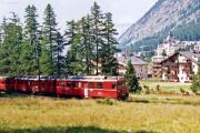 Zwei TW II bei Surovas. 1990