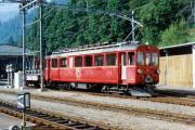 ABe 4/4 36 in Poschiavo. 1990